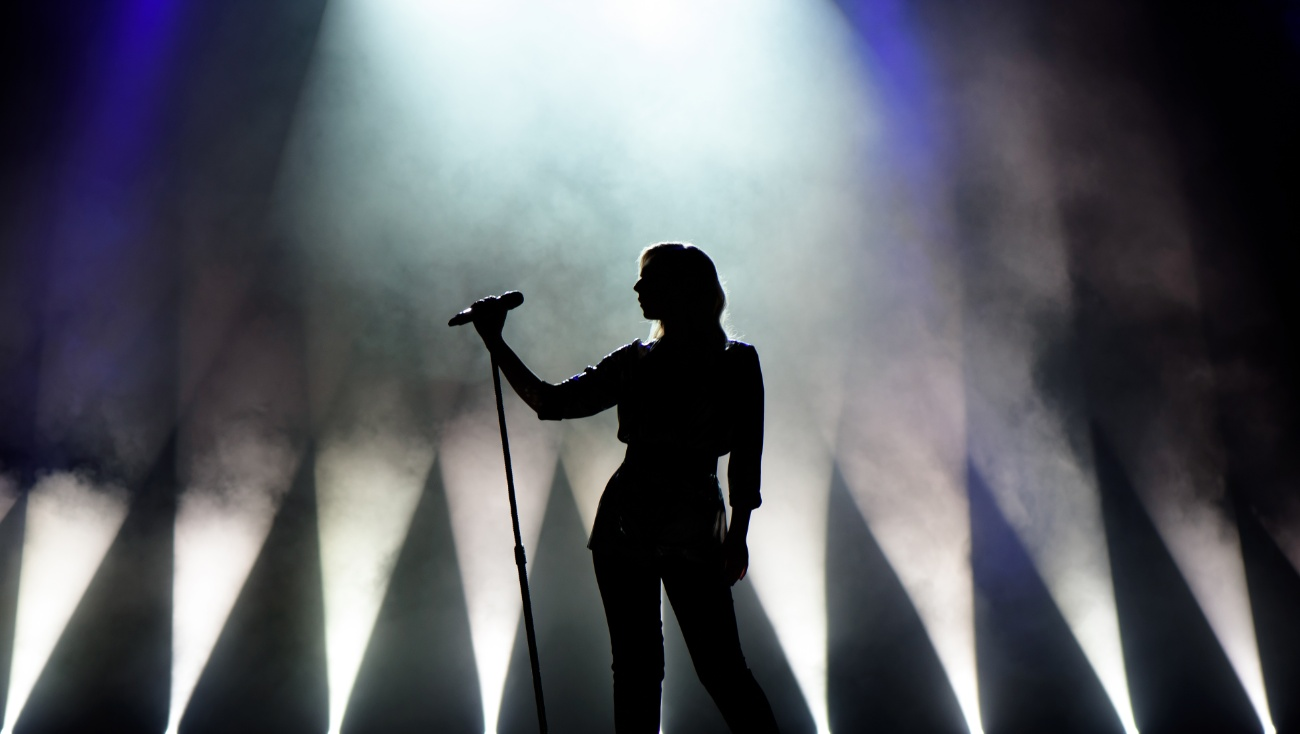 Концерты звёзд российской эстрады в Москве