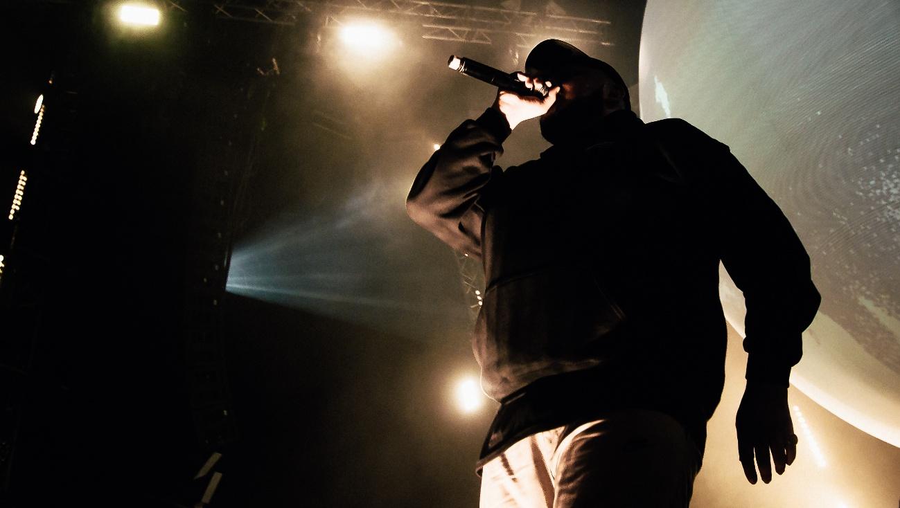 Ближайшие концерты рэп-исполнителей