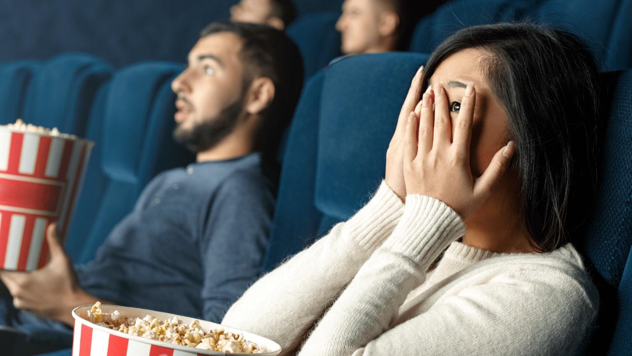 Мистика, триллеры и ужасы в кинотеатрах Москвы
