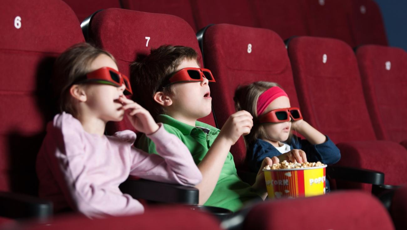 В кинотеатр всей семьей: подборка фильмов для детей в Москве