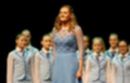 Концерт ансамбля песни и пляски имени В.С. Локтева