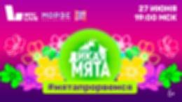 Stereoleto и МТС Live проведут бесплатный онлайн-фестиваль в поддержку «Дикой Мяты»