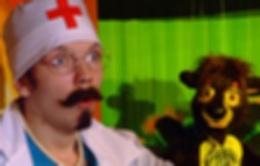 Спектакль «Чудо-доктор»