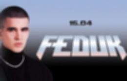 Концерт Feduk