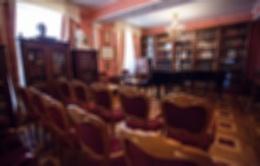 Экспозиция Музея-квартиры А.Б. Гольденвейзера