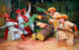 Мюзикл «Грибной переполох»