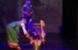 Спектакль «Как Настенька чуть Кикиморой не стала»