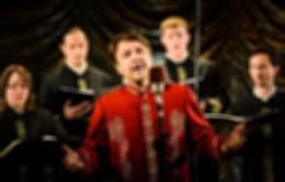 Концерт хора Валаамского монастыря «Есенин»