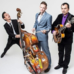 Концерт «Aleksey Fetisov. Rock-n-Roll Trio»