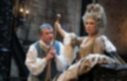 Спектакль «Любовь у трона»