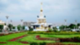Маршрут выходного дня по Москве
