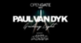 Концерт «Paul Van Dyk: Guiding Light Album Tour»