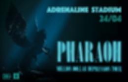 Концерт «Pharaoh. Million dollar depression tour»