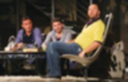 Спектакль «Разговоры мужчин...»