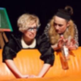 Спектакль «Сирена и Виктория»