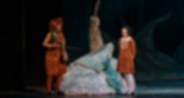 Спектакль «Тайна старого шкафа»