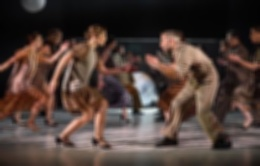 Спектакль «Танго, упавшее в небо»