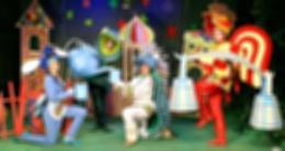 Детский спектакль «Теремок»