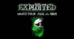 Концерт группы «The Exploited» «MMXX Tour»