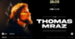 Концерт «Thomas Mraz. Презентация нового альбома «Victory»