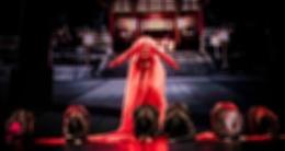Пластический спектакль «Вечер экспериментального танца 2»