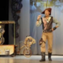 Детский мюзикл «Виват Мюнхгаузен»