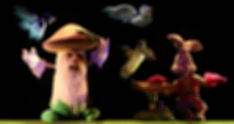 Спектакль «Зайка и его друзья»
