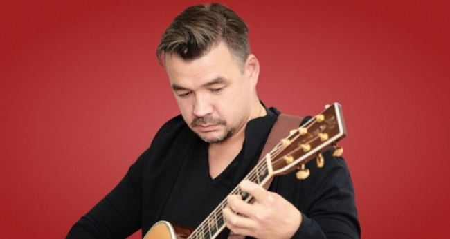Концерт Алексея Давлетшина