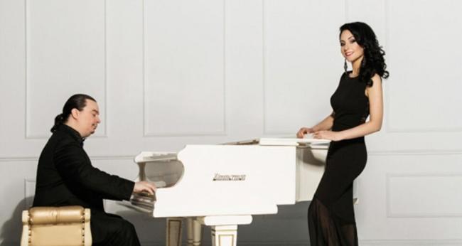 Концерт Аллы Рид и Александра Шамонина «40 лет за роялем»