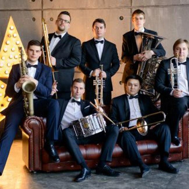 Концерт «Boom Brass Band»
