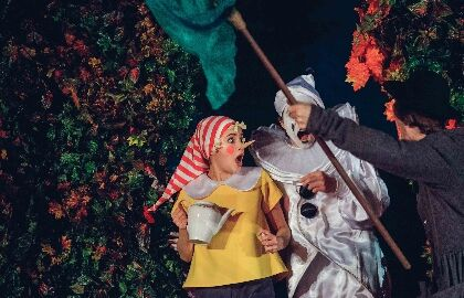Спектакль «Буратино»