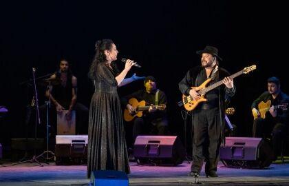 Концерт «Дрома ромэн»