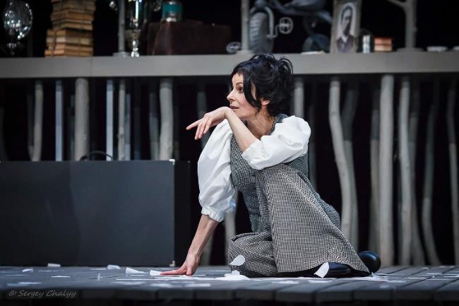 Эксклюзивное интервью с Ириной Апексимовой — директором и актрисой Театра на Таганке