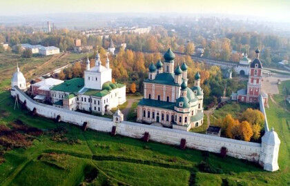 Экскурсия «Вкусные истории древнего Переславля (Гастрономический тур)»