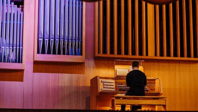 Где послушать орган в Санкт-Петербурге