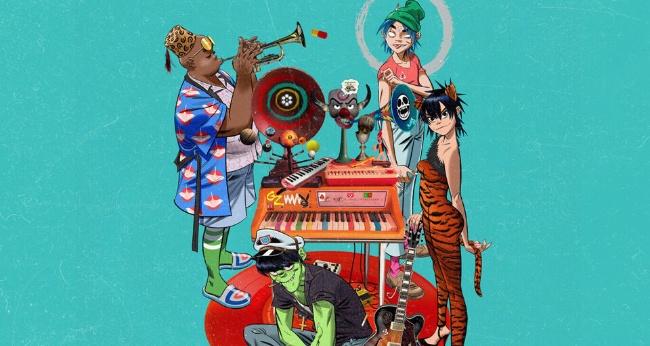 Концерт «Gorillaz. Park Live 2021»