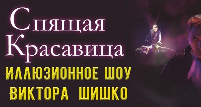 Иллюзионное шоу «Спящая красавица»
