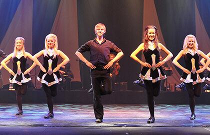 Ирландское шоу «Celtic Legends»