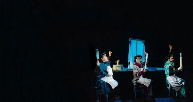 Спектакль «Сказка об Одиссее»