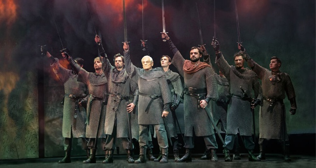Мюзикл «Король Артур»