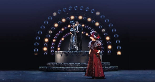 Оперетта «Королева чардаша»