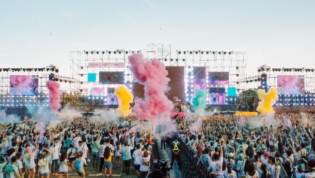 Летние концерты