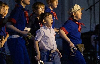 Спектакль «Мальчишки» – Хоровое училище им. М. И. Глинки»