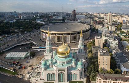 Экскурсия «Москва татарская»