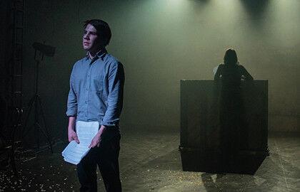 Спектакль «Мой папа – Питер Пэн»