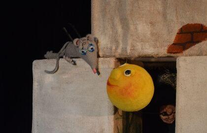 Спектакль «Мышка-норушка, Колобок и теремок»