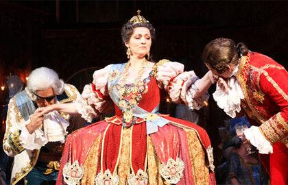 Опера «Царица»