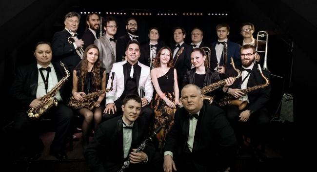 Концерт оркестра «Столичный джаз». «Полюшко-поле»