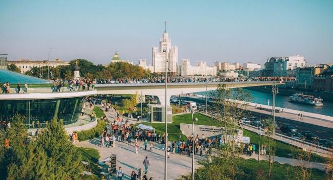 Экскурсия «От Кремля до Зарядья»