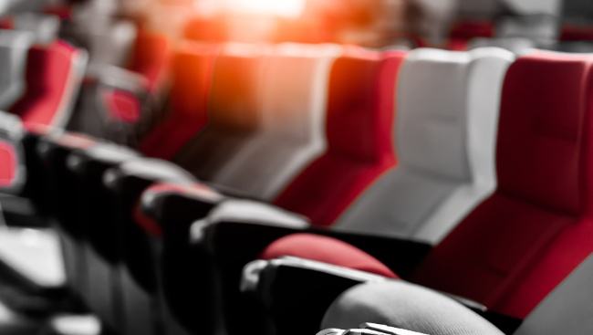 Отечественные фильмы в кинотеатрах